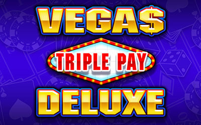 Vegas Triple Pay Deluxe