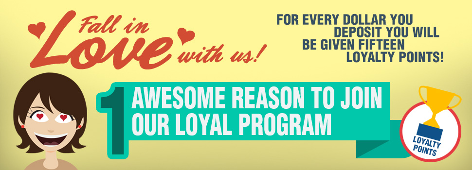 Join BingoHouse's Loyalty Program