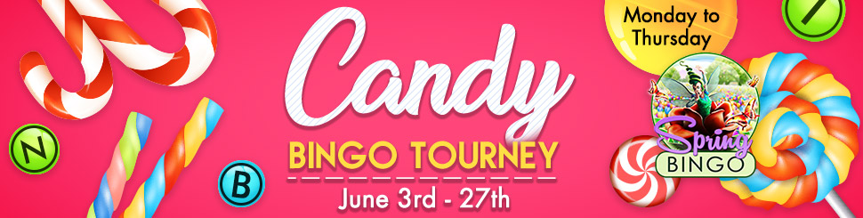 Candy Bingo Tourney