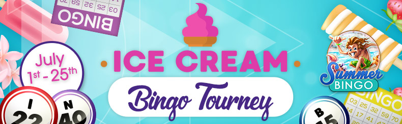 Ice Cream Bingo Treats