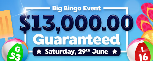 Big Bingo Event