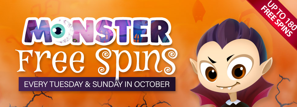 Monster Free Spins