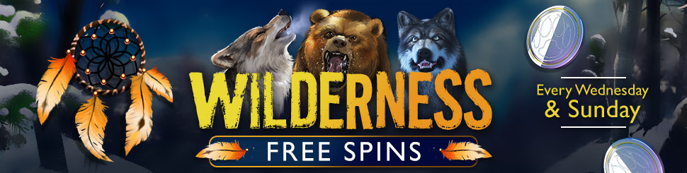 Wilderness Free Spins