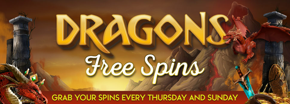Dragons Free Spins