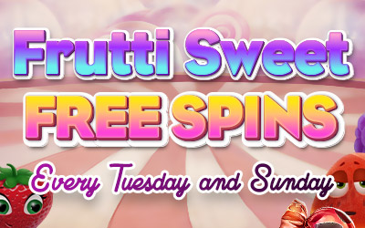Frutti Sweet Free Spins