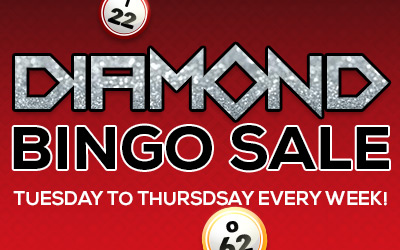 Diamond Bingo Sale