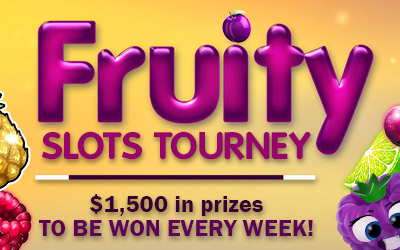 Fruity Slots Tourney