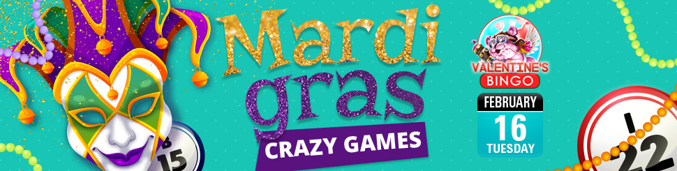 Mardi Gras Crazy Games